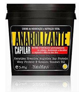 NatuMaxx - Fortificante Capilar 3,2kgs Máscara Hidratação