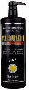 NatuMaxx - Fortificante Capilar Shampoo Fortalecedor 1L