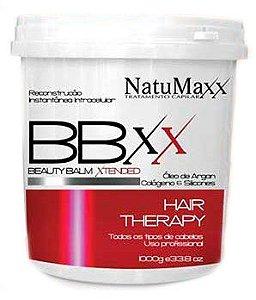 NatuMaxx - Beauty Balm Xtended 1Kg Reconstrução Instantânea