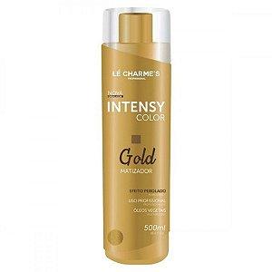 Lé Charme's - Intensy Gold Color Blond Matizador Efeito Perolado 500ml