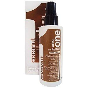 Revlon - Coconut Uniq One Hair Treatment 150ml 10 benefícios Edição Especial