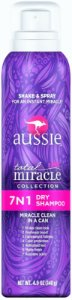 Aussie - 7n1 Total Miracle Dry Shampoo (spray a seco) 140g