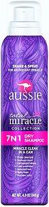 Aussie - 7n1 Total Miracle Dry Shampoo (spray a seco) 140g