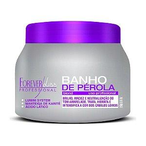 Forever Liss - Banho de Pérola Blond Loiro Brilhante 250g