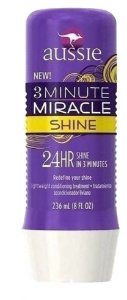 Aussie - 3 Minute Miracle Shine 24h de Brilho em 3 minutos 236ml