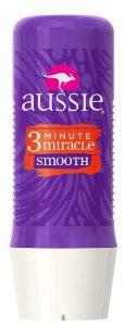 Aussie - 3 Minute Miracle Smooth 24h de Controle de Frizz em 3 minutos 236ml