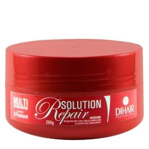 DiHair - Solution Repair Máscara Multi Reconstrutora 250g Vence 08/2017