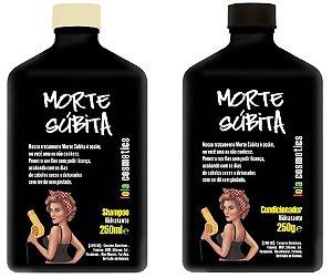 Lola Cosmetics - Morte Súbita Kit Shampoo + Condicionador Hidratante Manutenção Diária 250ml