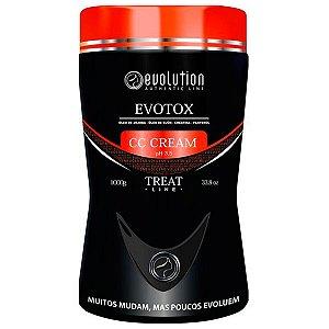 Evolution - Evotox CC Cream btxx Máscara de Hidratação e Realinhamento 1kg