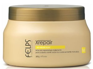 Felps - Xrepair Máscara Bio Molecular Home Care 500g