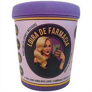 Lola Cosmetics - Loira de Farmácia Máscara Matizadora 230g