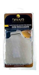 DiHair - Super Touca de Silicone com Regulagem para Mechas