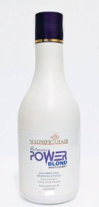 Magnific Hair - Intensive Power Blond Matizador 500ml - Validade 11/2018