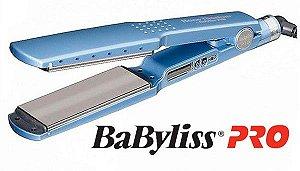 BABYLISS PRO Nano Titanium - Prancha Profissional 220 volts