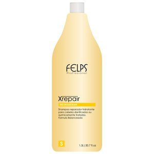 Felps - Xrepair Shampoo Profissional Bio Molecular 1500ml