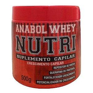 Magnific Hair - Anabol Whey Nutri Máscara Anabolizante 500g
