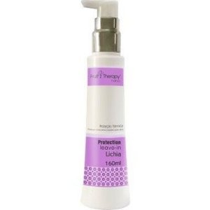 Left - Fruit Therapy Nano Lichia Leave In Cabelos Quimicamente Tratados 160 ml
