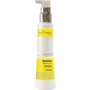 Left - Fruit Therapy Nano Melão Leave In Cabelos Secos 160 ml
