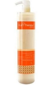 Left - Fruit Therapy - Nano Papaya Condicionador Cabelos Danificados 1000 ml