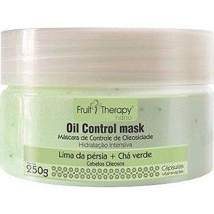 Left - Fruit Therapy Nano Lima da Pérsia Máscara Cabelos Oleosos 250 g
