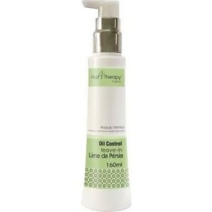Left - Fruit Therapy Nano Lima da Pérsia Leave-in Cabelos Oleosos 160 ml