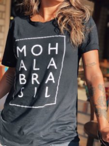 T-shirt black Mohala