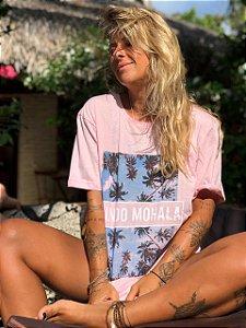 T-shirt Rosa Coqueiros