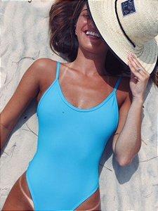 Body Azul Turquesa
