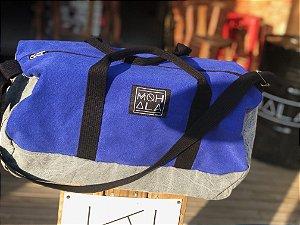 Sacola de viagem Mohala azul