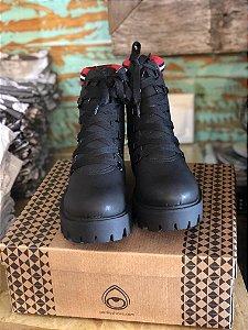 Explorer Boot Ribana Black