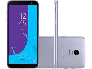Smartphone Samsung J6 64GB Prata