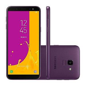 Smartphone Samsung J6 64GB Violeta