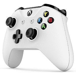 Microsoft Controle Xbox One S Branco