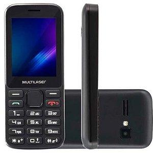 CELULAR MULTILASER ZAPP 3G / WHATSAPP P9098