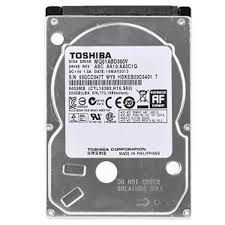 HD INTERNO NOTEBOOK 2.5' 500GB TOSHIBA