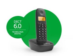 TELEFONE SEM FIO DIGITAL INTELBRAS - TS2510