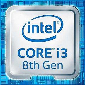 PROCESSADOR INTEL CORE I3 8100 3,60GHZ - LGA 1151