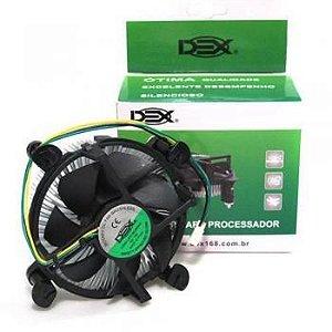 COOLER PARA PROCESSADOR DEX LGA1155/1156