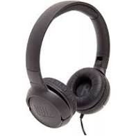 HEADPHONE JBL TUNE 500 PRETO
