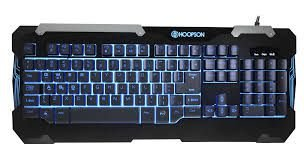TECLADO USB GAMER SEMI MECANICO MJ61 HOOPSON