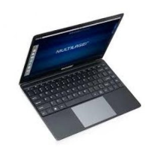 Notebook Multilaser Legacy Book Intel Celeron 4GB 500GB 14.1 Pol. HD Cinza - PC231