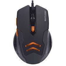 MOUSE GAMER MULTILASER 3200DPI MO274 COM MOUSE PAD