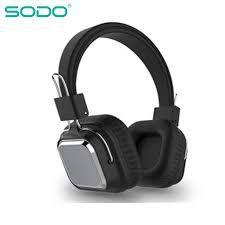 FONE DE OUVIDO BLUETOOTH SODO SD-1003