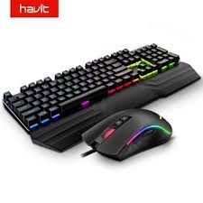 KIT GAMER TECLADO E MOUSE KB503CM HAVIT