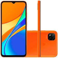 SMARTPHONE XIAOMI REDMI 9C 32GB  LARANJA