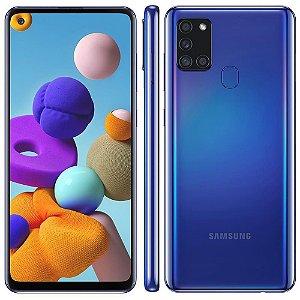 SMARTPHONE SAMSUNG GALAXY A21S 64GB Azul