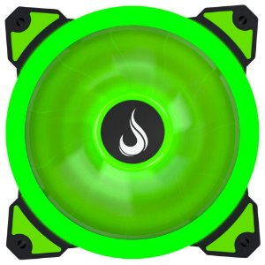 COOLER FAN RISE 120MM RM-FN-01 VERDE