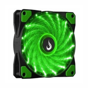 COOLER FAN RISE MODE WIND W1 120MM RM-WN-01 VERDE