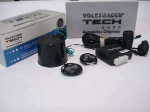 KIT ALARME VOLKS TECH OLIMPUS 5Z0098609E