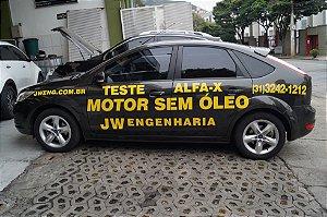 Alfa-X Condicionador de Metais por R$60,00 - 06 unidades PROMOCIONAIS